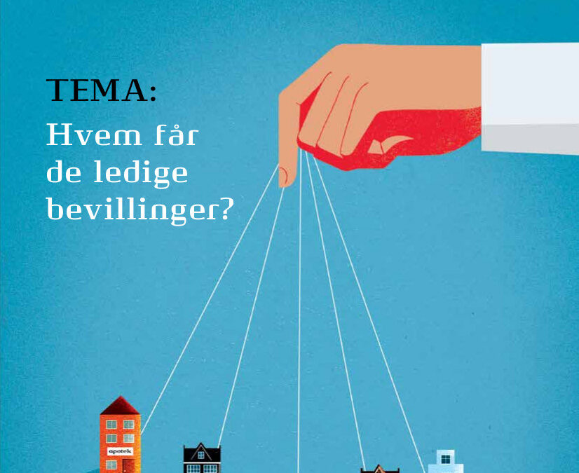 Apotekerforeningens blad til Media-Partners